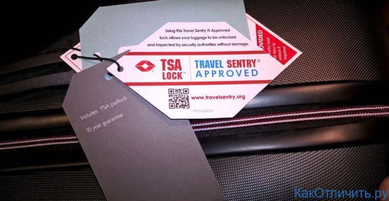 Кодовый замок TSA