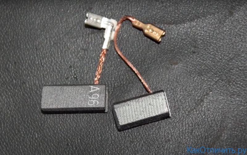 Отличия щёток Bosch GBH 2-26